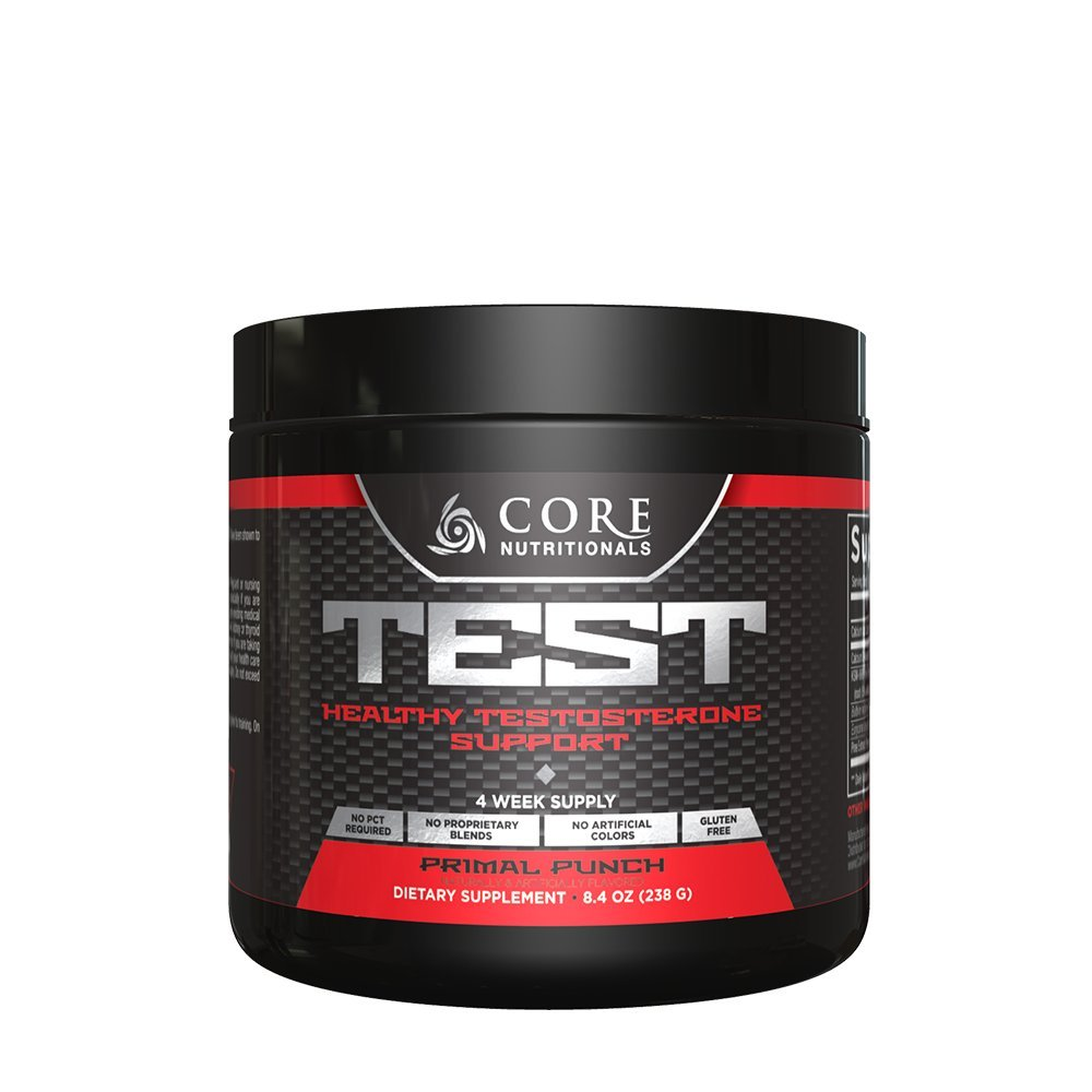 Core Nutritionals Core TEST