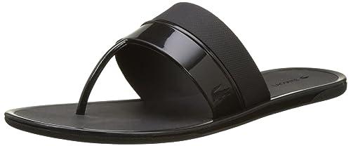d97f06dd7 Lacoste Women s Promenade Ace 117 1 Caw Flip Flops  Amazon.co.uk ...