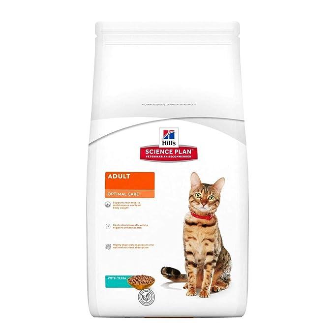 Hills Science Plan - Alimento para gatos con túnel (10 kg ...