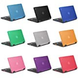 """mCover Hard Shell Case for 11.6"""" Dell Chromebook 11"""