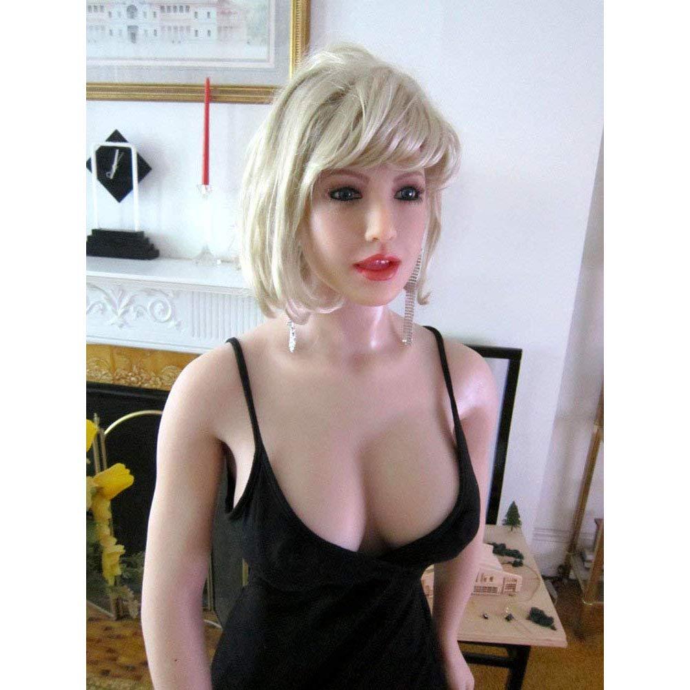 Amazon.com: ZRB - Muñeca hinchable de silicona, muñeca de ...