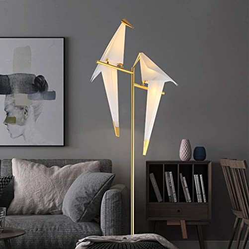 MoreChange 72In Modern LED Floor Lamp