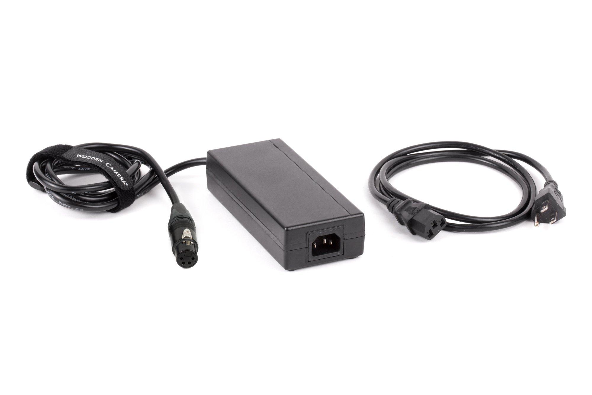 Wooden Camera - 15V Power Supply (4pin XLR Female)