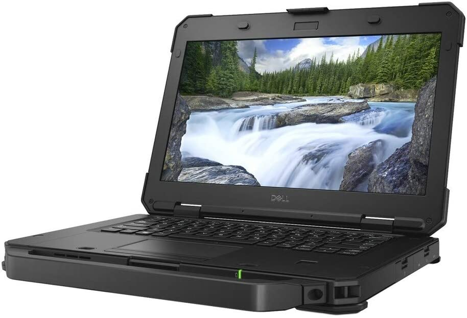 Dell Latitude 5420 Rugged Laptop, 14 inches FHD (1920 x 1080) Non-Touch, Intel Core 8th Gen i5-8350U, 16GB SDRAM RAM, 256GB SSD, Windows 10 Pro (Renewed)