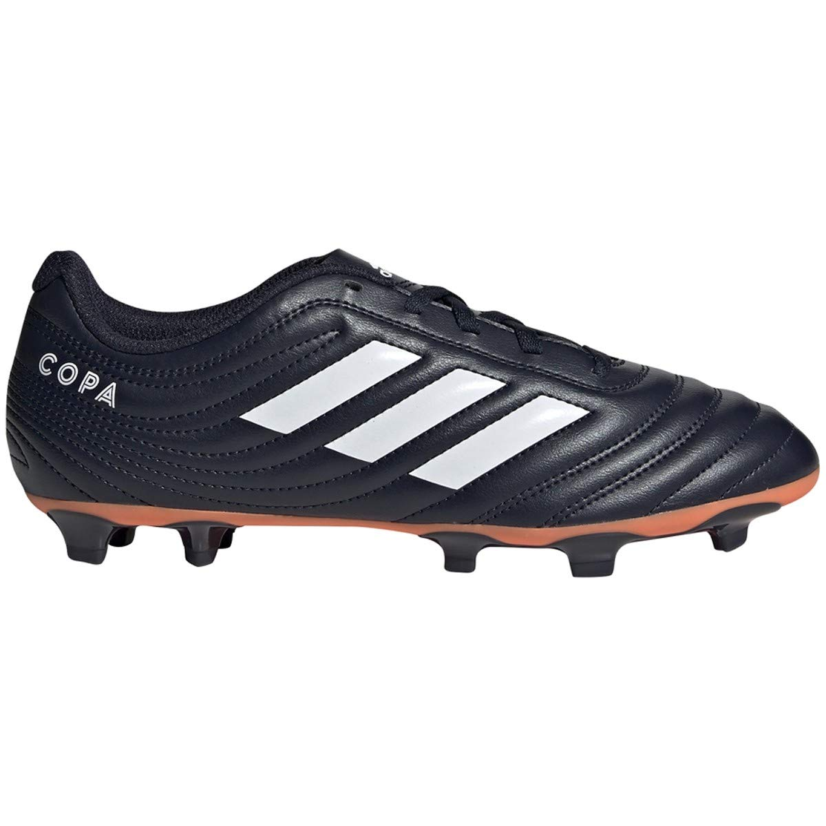 adidas COPA 19.4 FG W Soccer Shoe, Legend Ink/FTWR White/hi-res Coral, 12 Standard US Width US by adidas