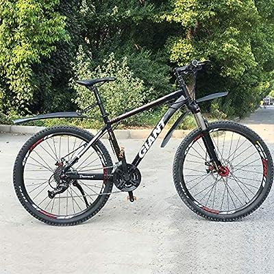 CHENTAOCS 1 par Nueva Bicicleta de montaña Guardabarros 26 27,5 29 ...