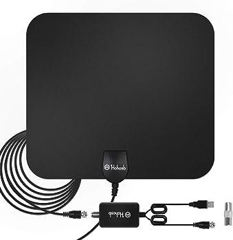 Hohosb Indoor 120-Mile Digital TV Antenna