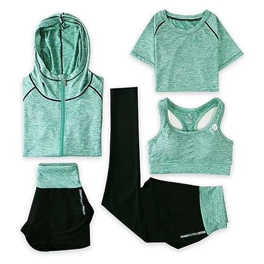 Amazon.com  SHOLIND Yoga Suit 8365f6baea