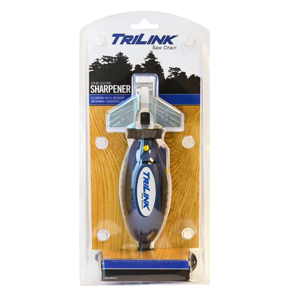 Trilink Saw Chain ECS12VDC001TL 12V DC Electric Sharpener