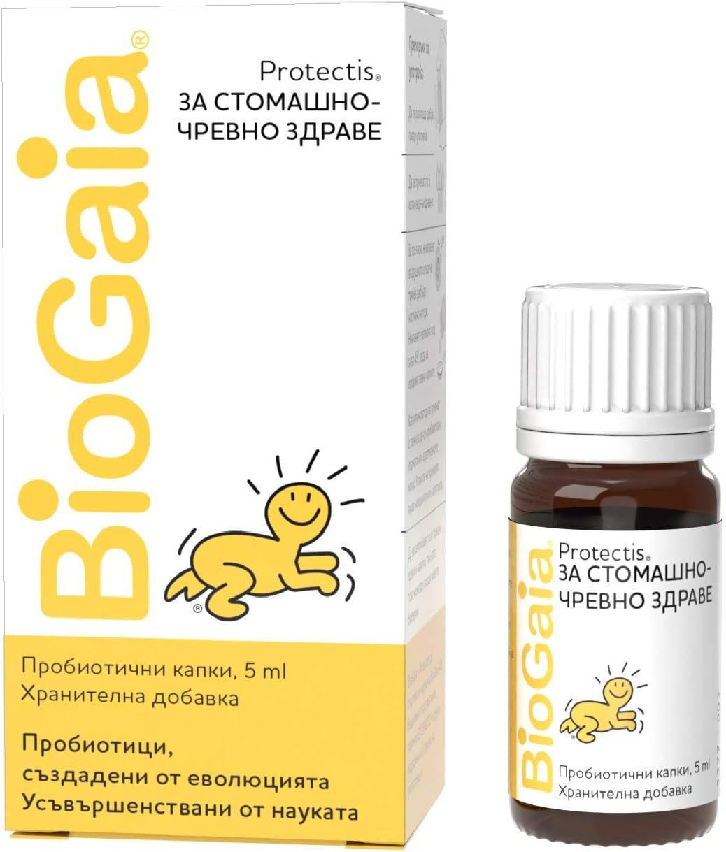 BioGaia Lactobacillus Reuteri ProTectis Drops 5ml by PediAct