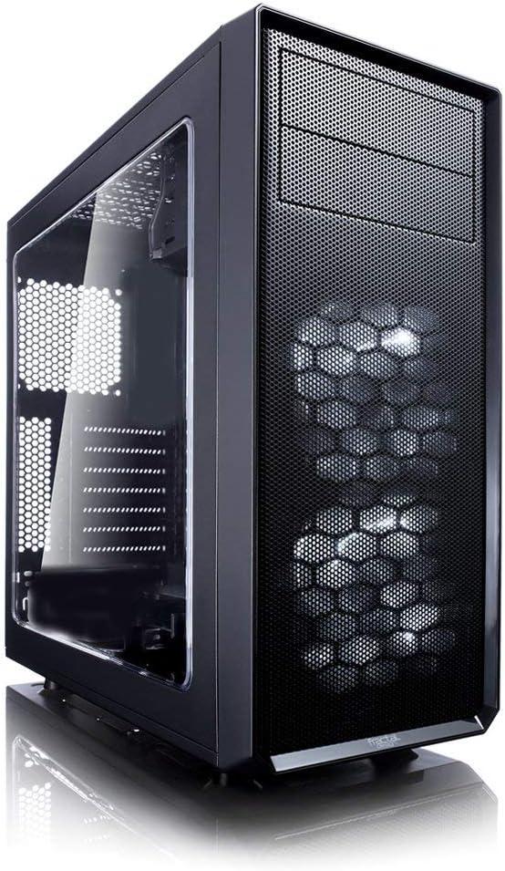 CPU Solutions CEV-6783 Video Editing PC i9 9900K to 5.0Ghz 8 Core, 64GB RAM, 500GB NVMe SSD, 2TB HDD, Win 10 Pro, Quadro P2200 w/5GB