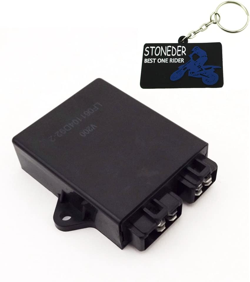 Stoneder ECU Digital CDI pour Yamaha Virago Xv250/250/cc Rhino Hunter Vento V-thunder Colt