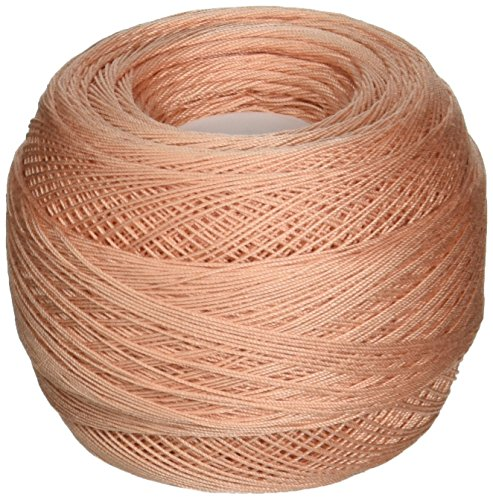 DMC 167GA 30-754 Cebelia Crochet Cotton, 563-Yard, Size 30, Beige Rose