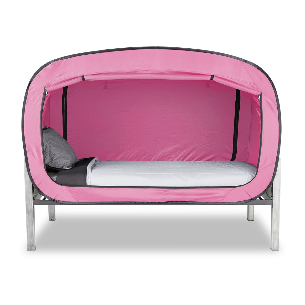 sc 1 st  Amazon.com & Amazon.com: Privacy Pop Bed Tent (Twin XL) - PINK: Kitchen u0026 Dining