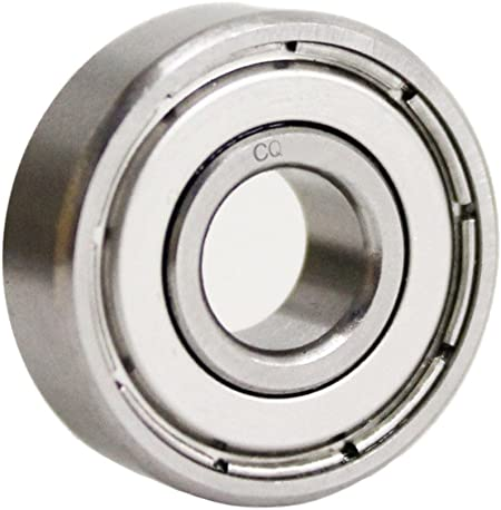 1/avec boules de pr/écision G10//626Z SS//626ss 2Z 626Z S626/ZZ//SS626/ZZ acier inoxydable Roulement /à billes 6/x 19/x 6/mm Qualit/é industrielle din625