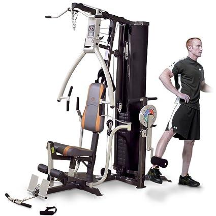 Marcy MP3500Platinum equipo para ejercitarse en casa, multigimnasio con entrenador ...