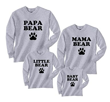 Bear Family Shirts a5gDZ