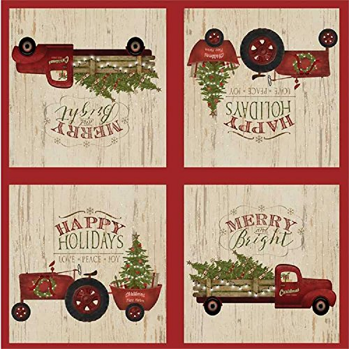 Park Designs Over The River Paper Luncheon Napkin Home Accent (Accents Truck)
