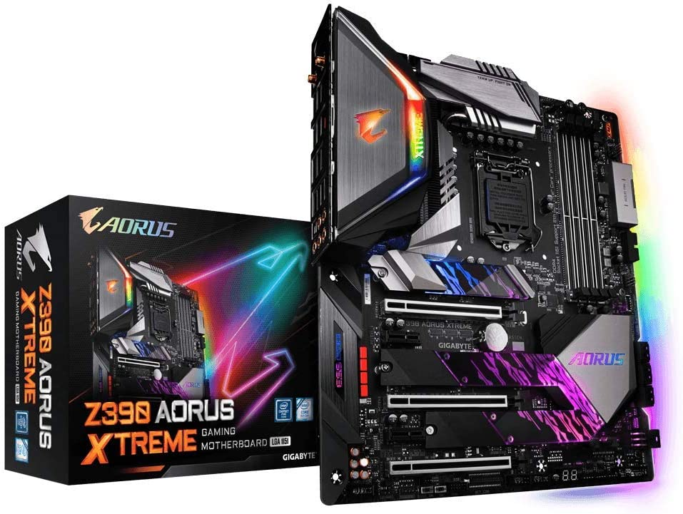 Best Motherboard for i9 9900K,i9 9900K,intel i9 9900K,GIGABYTE Z390 AORUS PRO,ASRock Motherboard (Z390 Taichi Ultimate), DigitalUpBeat - Your one step shop for all your  tech gifts and gadgets