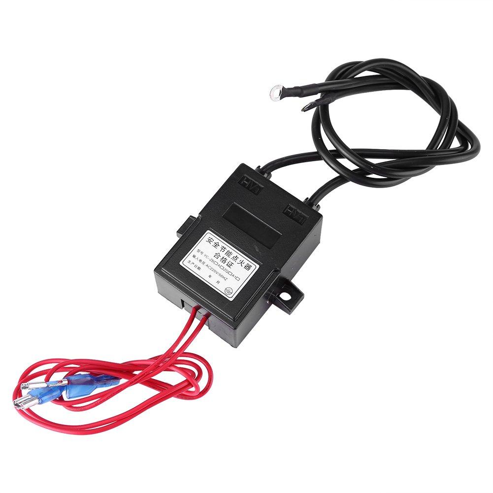 Akozon AC 220V Module d'alimentation élévateur continu à allumage continu 15kV 1A-2A de module de générateur à haute tension