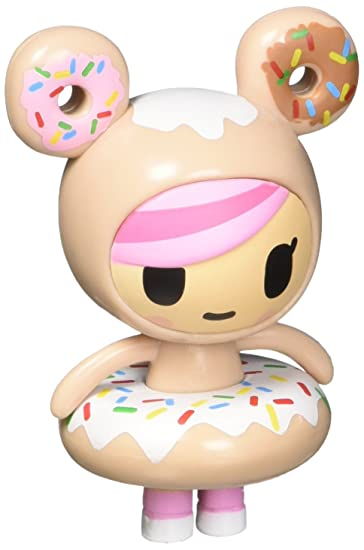 tokidoki donutella her sweet friends action figure