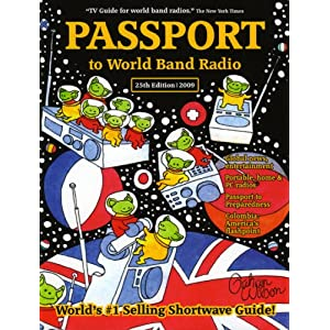 Passport to World Band Radio, Lawrence Magne