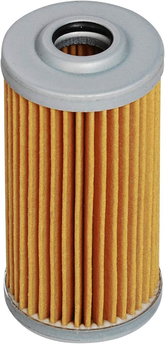 Pack of 4 Carkio Fuel Filter Compatible with Yanmar TS105 TS130 1GM 2GM 3GM 2QM 2YM 3YM 3GT 3HM SB12 YSB8 YSB12 YSM87 YSM12 Motor Engine 104500-55710 24341-000440 18-79960