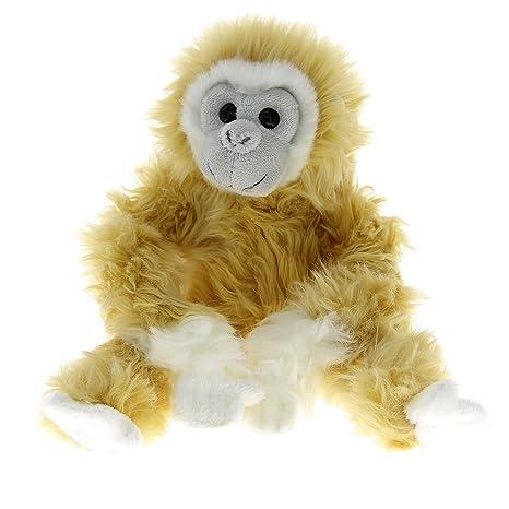 Keel Toys - Peluche singe gibbon 20 cm