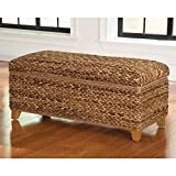 Coaster 500215 Home Furnishings Banana Leaf Trunk