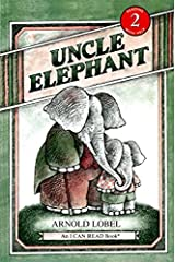 Uncle Elephant (I Can Read Level 2) Paperback