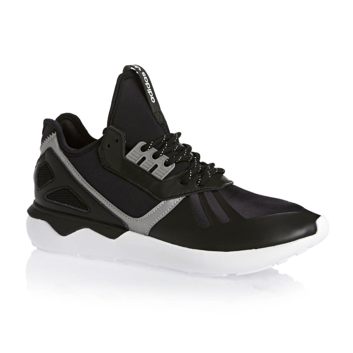 Adidas Unisex-Erwachsene Tubular Runner Gymnastikschuhe, Schwarz, Small