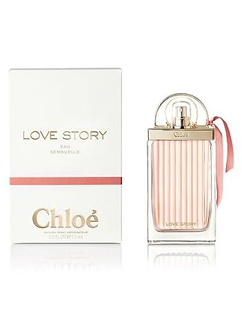 3f49e78ffe9b Amazon.com   Chlo  Love Story Eau Sensuelle Eau de Parfum 2.5 oz   Beauty