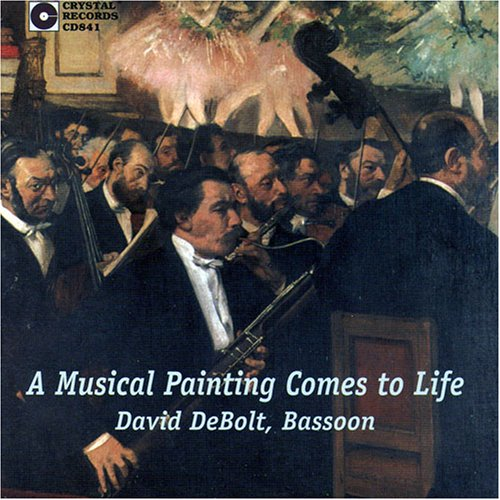 UPC 009414784124, A Musical Painting Comes to Life