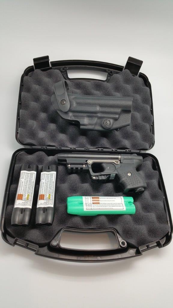 2 Shot Firestorm Pepper Spray Gun Bundle by FireStorm