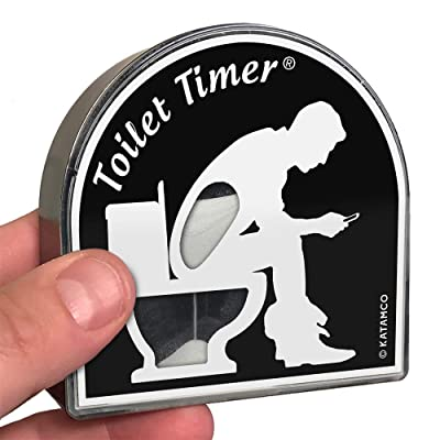 Katamco Toilet Timer (Classic): Toys & Games