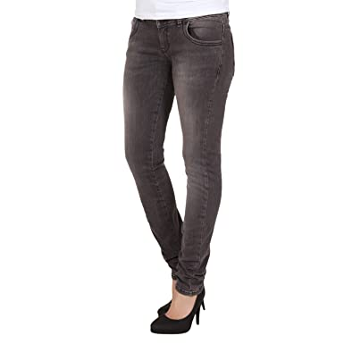 38386b7f4394 LTB Ladies Molly Dreama Wash Super Slim Low Rise Damen Jeans ...