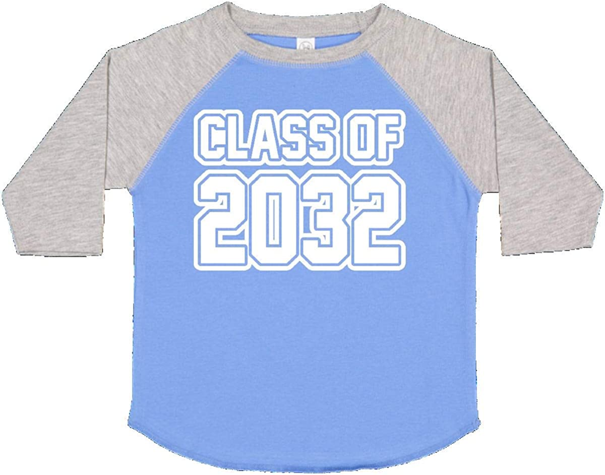 inktastic Class of 2032 Toddler T-Shirt