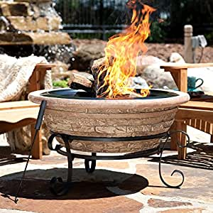 Old Frontier Magnesia Fire Pit