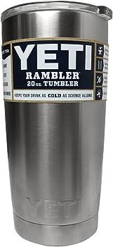 YETI Rambler Stainless Steel 20oz Tumbler