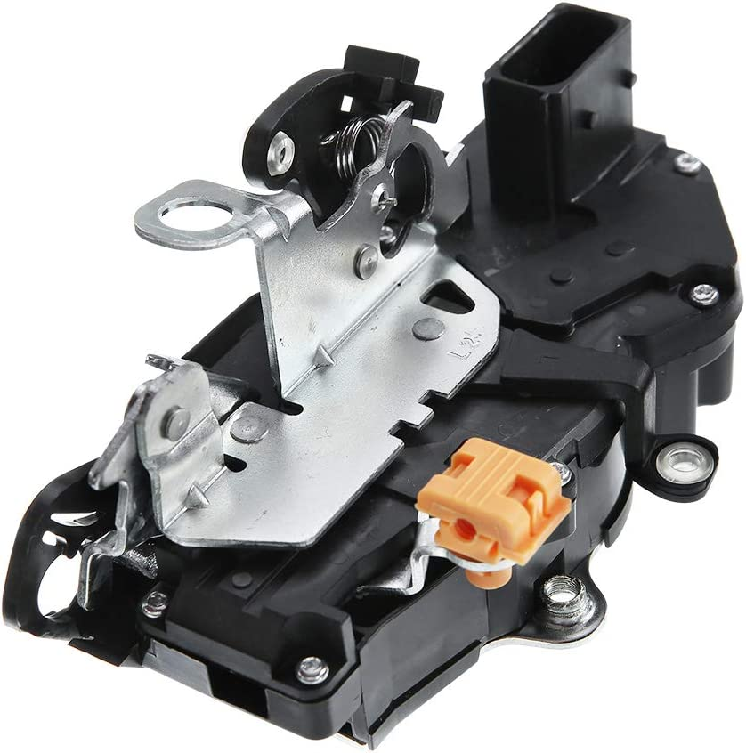 A-Premium Door Lock Actuator Motor Replacement for 2007-2009 Chevrolet Silverado 1500 2500 HD 3500 HD Tahoe GMC Sierra Yukon Cadillac Escalade Front Left Driver Side