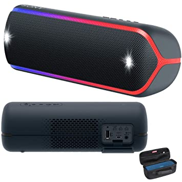 Amazon.com: Sony XB32 - Altavoz portátil con Bluetooth y ...