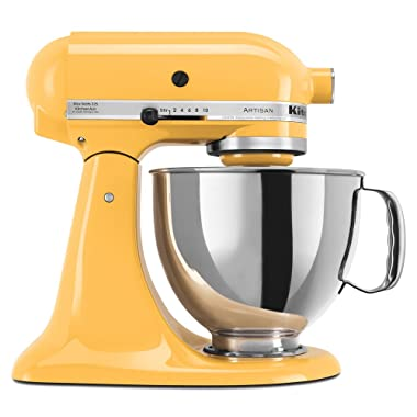 KitchenAid RRK150BF  5 Qt. Artisan Series - Buttercup (Certified Refurbished)