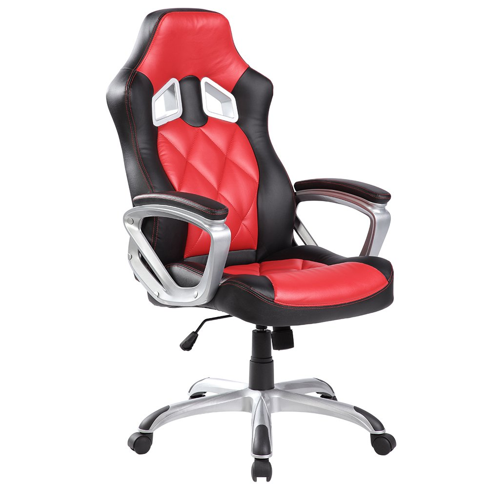 This looks like an excellent quality swivel gaming chair.