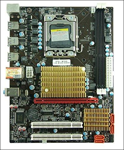 L@@K L@@K INTEL X58 LGA 1366 MOTHERBOARD COMPATIBLE WITH I7 920/930/940/950/960/965/975/970/980/980X/990X AND WITH I5 AND I3 LGA 1366 SOCKET