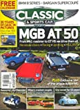 img - for Classic & Sports Car Magazine January 2012 W/Calendar (Volume 30 # 10) book / textbook / text book