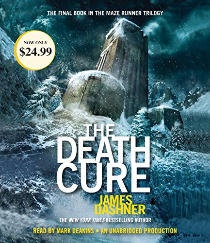 Death Cure Maze Runner Three product image