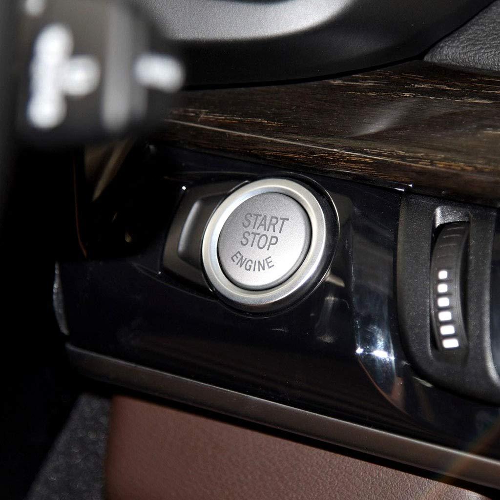 G Chassis F d avviamento motore Start Stop pulsante ABS tappo copertura per 1 2 3 4 5 7 series X1 X3 X4 X5 X6 e