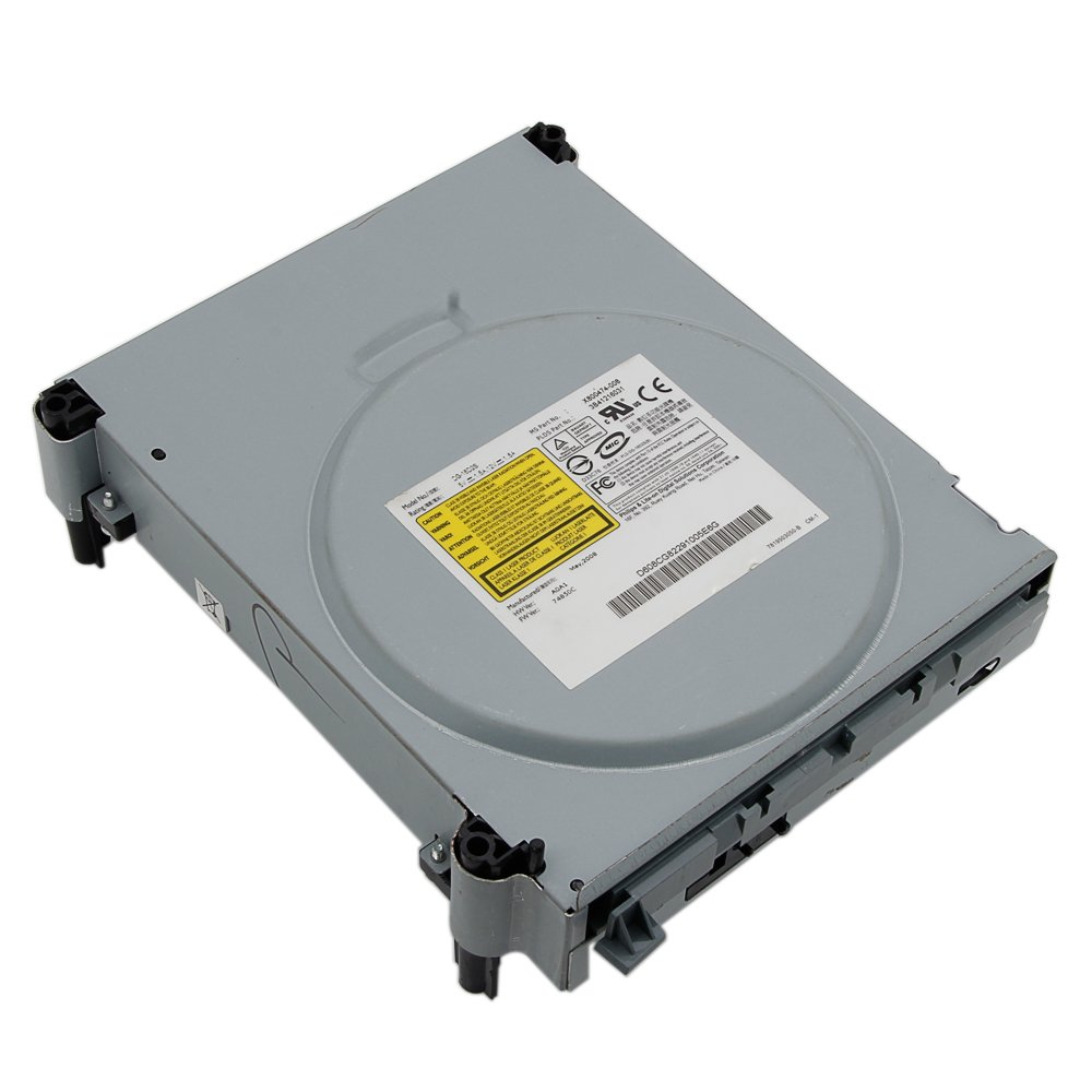 Lite On Dg 16d2s 74850c Dvd Drive For Microsoft Xbox 360 Rb Disc 5 System Electronics