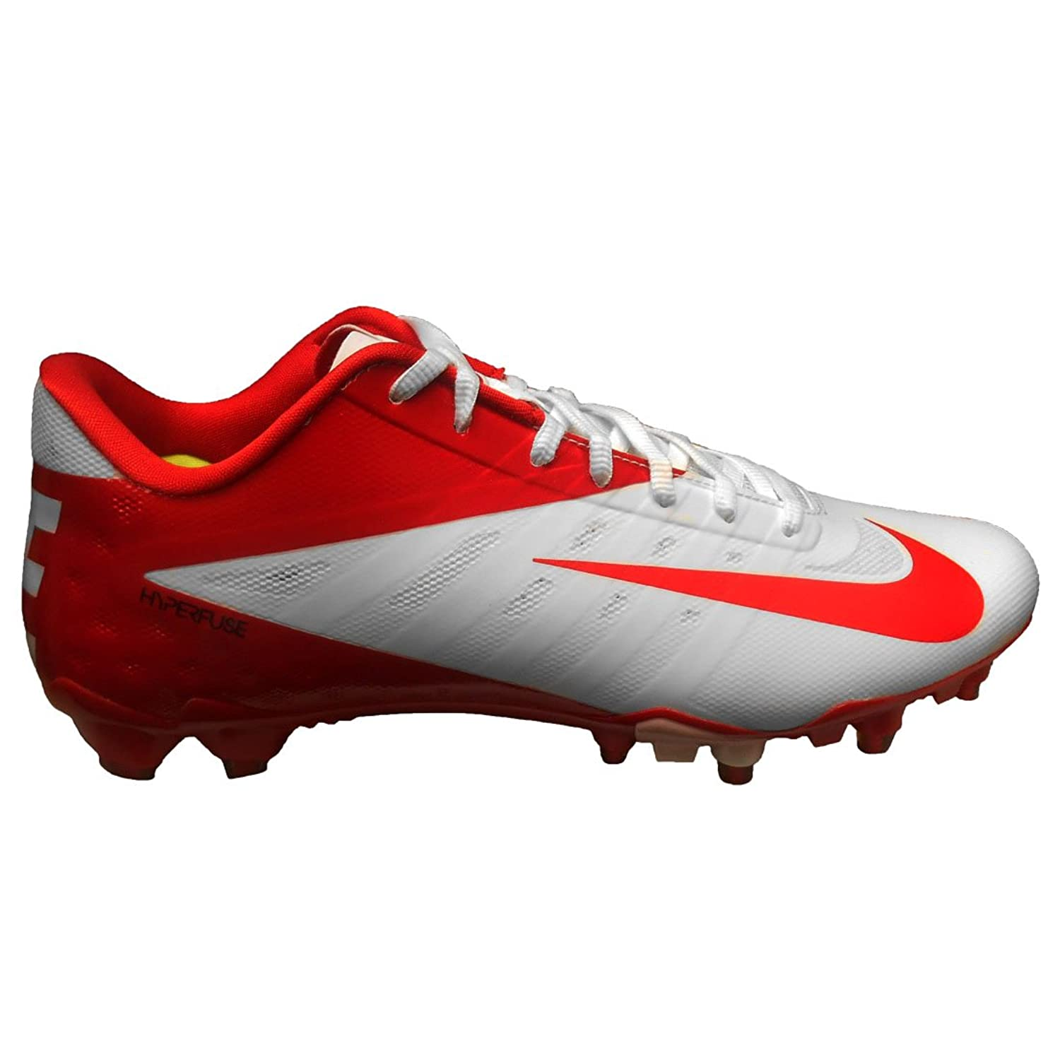 NIKE メンズ B0731QJD55White/Game Red 14 D(M) US