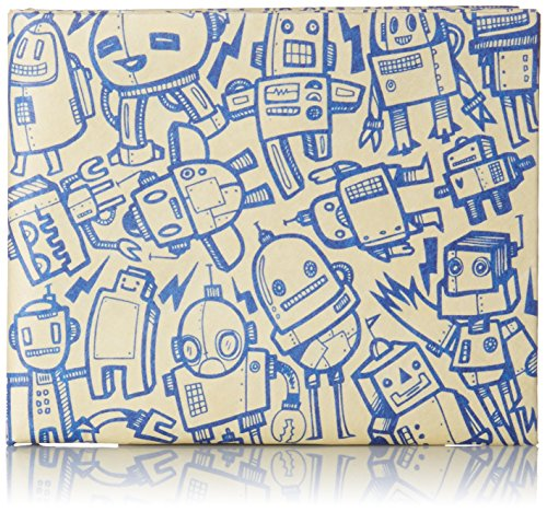 Dynomighty Mens Robots Mighty Wallet product image